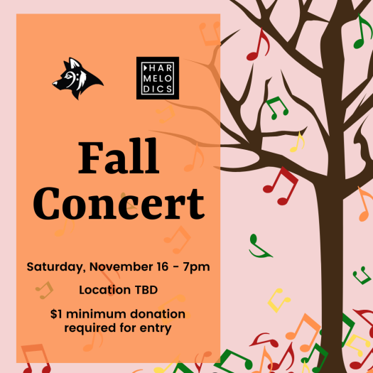 Fall Concert 2019 INSTAGRAM ETC